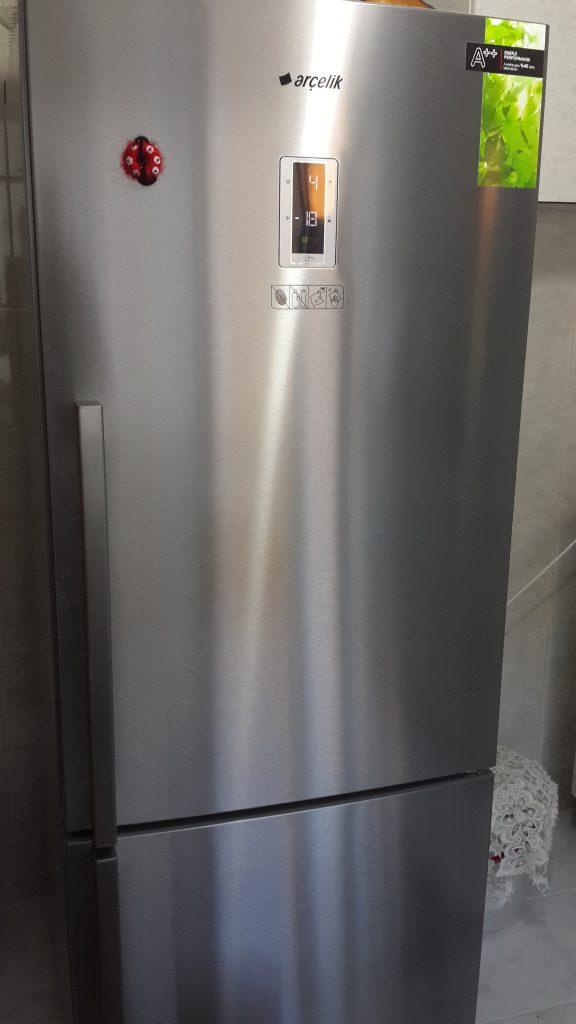 Altınevler Arçelik Servisi, Arçelik Beyaz Eşya Gri Buzdolabı