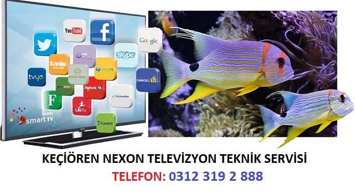 Ankara Keçiören Nexon Televizyon Servisi