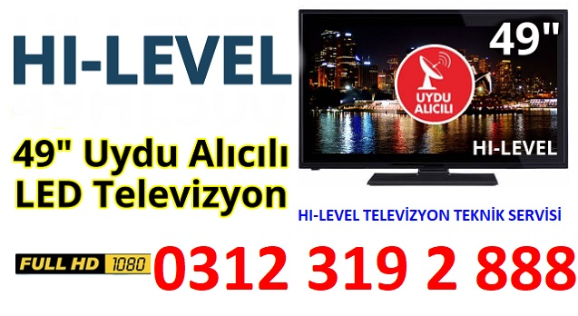 Hi Level Servis Ankara